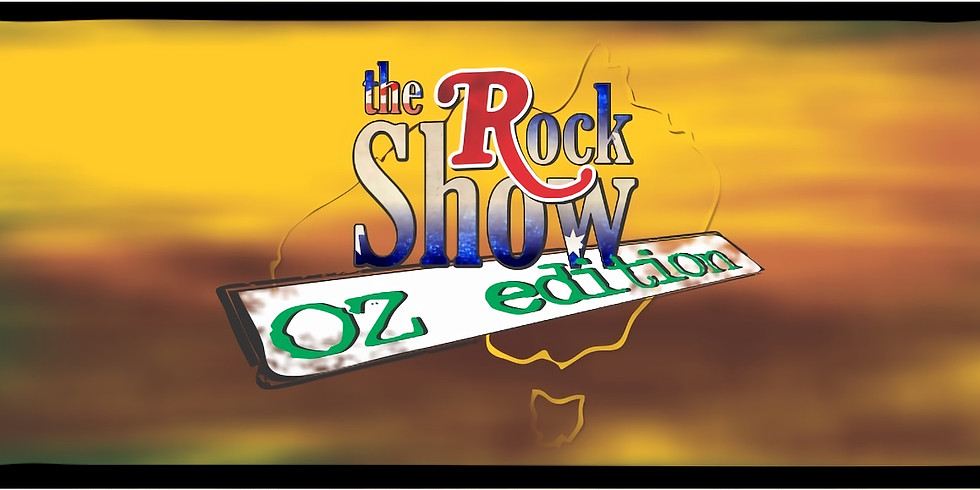 The Rock Show Oz Edition