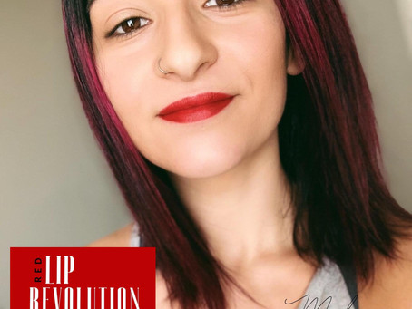 #RedLipRevolution - Milana's Activation