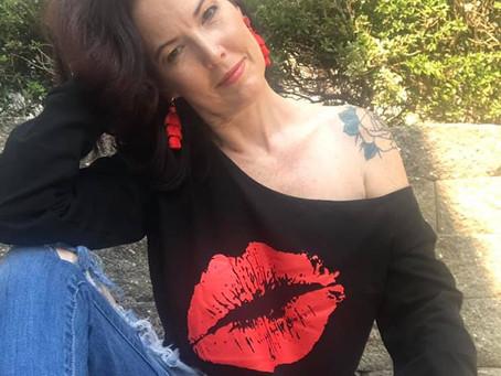#RedLipRevolution - Kristin's Activation