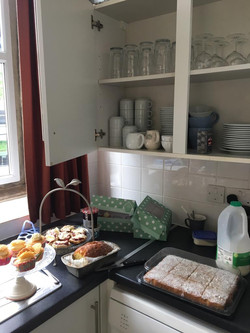 Unit 7 - Hall Kitchen