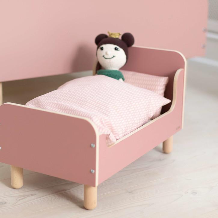 Nubie doll's bed