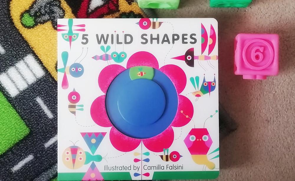 5 Wild Shapes; Quarto Kids