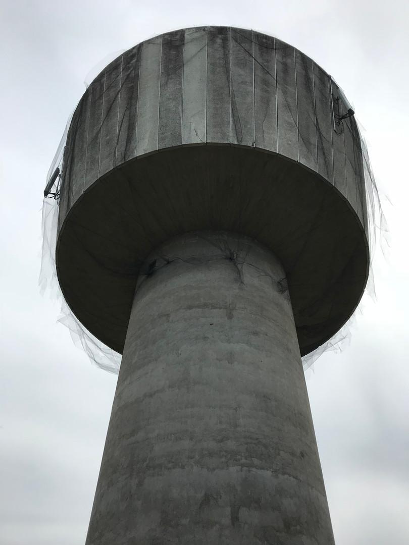 Vattentorn i Vårsta