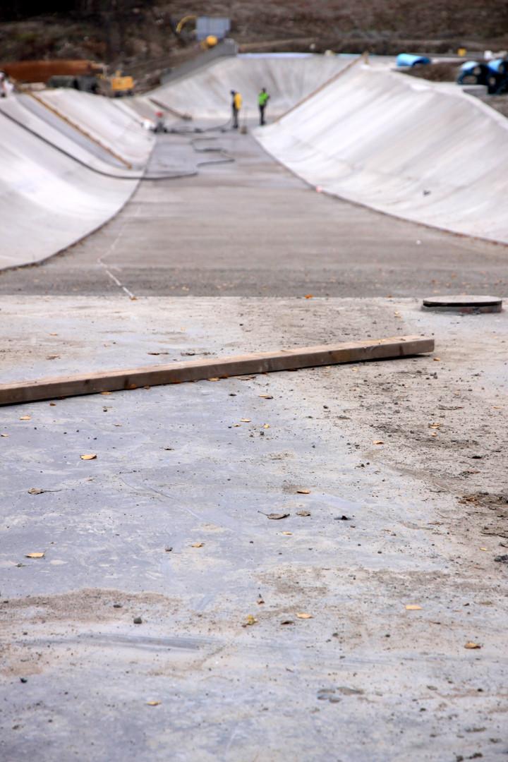Skateboardrampen