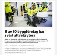 Ur Byggindustrin, 14/3 2018