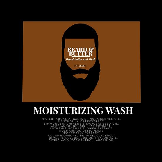 Moisturizing Wash