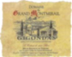 Domaine du Grand Montmirail - Coteau Rev