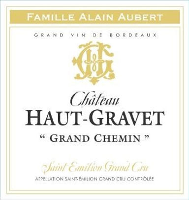 Chateau Haut Gravet Grand Chemin Current