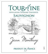 Jean Montbray - Sauvignon de Touraine NV
