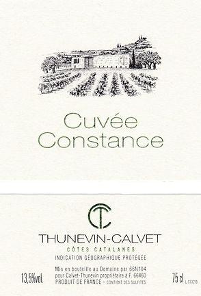 Thunevin-Calvet - Constance Blanc NV_edi