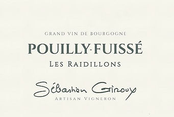 Dom Sebastien Giroux Pouilly Fuisse Les