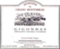 Domaine du Grand Montmirail Gigondas NV.