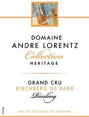 Domaine Andre Lorentz Grand Cru Kirchber