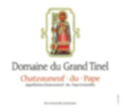 Domaine du Grand Tinel - CDP NV - BLANC.