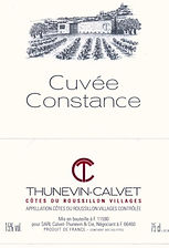 Thunevin-Calvet Cuvee Constance Rouge NV