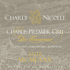 Charly Nicolle - Chablis 1er cru Les Fou
