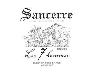 Cherrier Pere & Fils  LES 7 HOMMES NV.jp