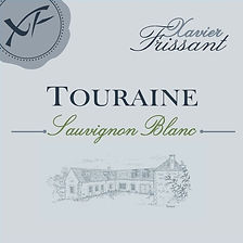 Xavier Frissant - Sauvignon Touraine new