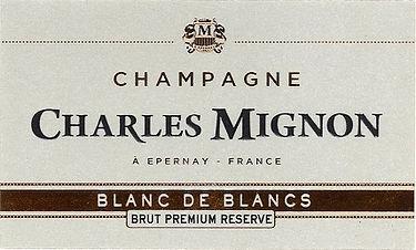 Charles Mignon Blanc de Blancs Champange