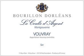 Domaine Bourillon Dorleans - La Coulee d