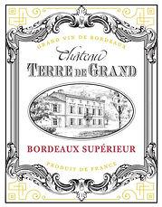 Ch Terre de Grand - Bordeaux Superieur -