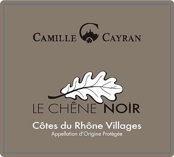 Camille Cayran CDR Villages Le CheneNoir
