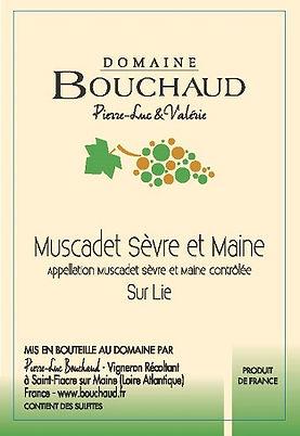 Domaine Pierre Luc Valerie Bouchaud Musc