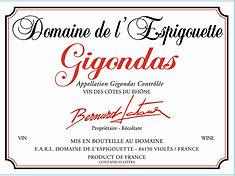 Domaine del Espigouette GIGONDAS.jpg