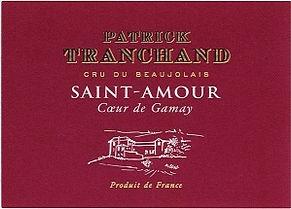 Tranchand Saint Amour 'Coeur de Gamay' N