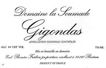 Domaine La Soumade - Gigondas NV.jpg