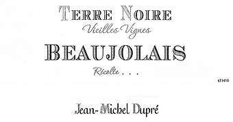 Jean-Michel Dupre - Beaujolais - Terre N