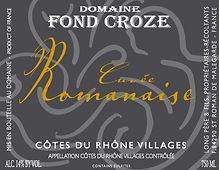 Domaine Fond Croze - Romanaise NV.jpg