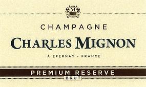 Charles Mignon - Premium Reserve Brut_ed
