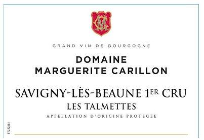 Domaine Marguerite Carillon Savigny 1er