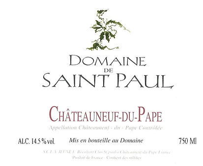 Domaine de Saint Paul - CDP - NV.jpg