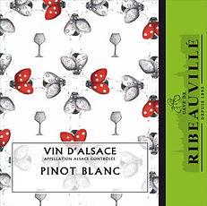 Vin D'Alsace - Pinot Blanc
