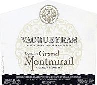Domaine du Grand Montmirail Vacqueyras N
