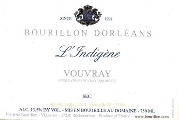 Domaine Bourillon Dorleans - L'Indigene - NV.bmp