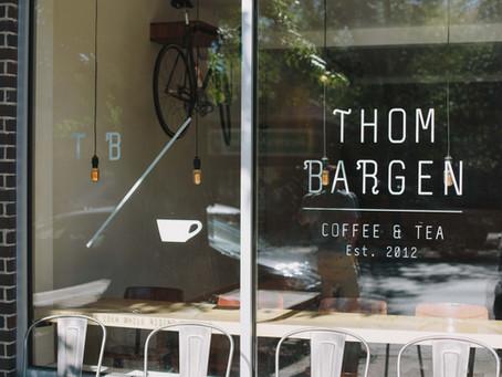 Behind the Cafe/Roaster: Thom Bargen
