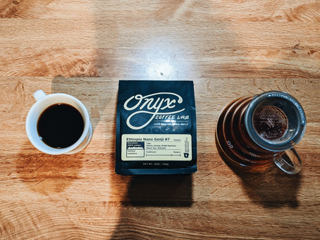 Brew Review: Onyx Coffee Lab