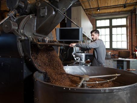 Behind the Roaster: Phil & Sebastian Coffee Roasters