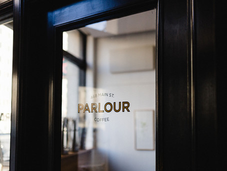 Behind the Cafe: Parlour Coffee