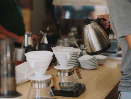 Brewing Basics: drip/pour over