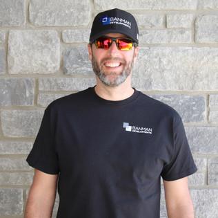 Matt Larke Commerical Maintenance Supervisor service@banmandevelopments.ca