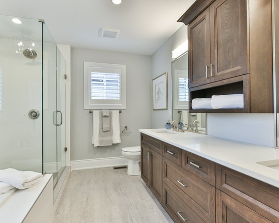 Silas-New Home in North London-Master Ensuite