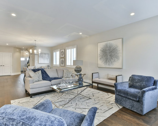 Silas-New Home in North London-Great Room