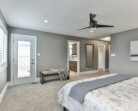 Silas-New Home in North London-Master Bedroom
