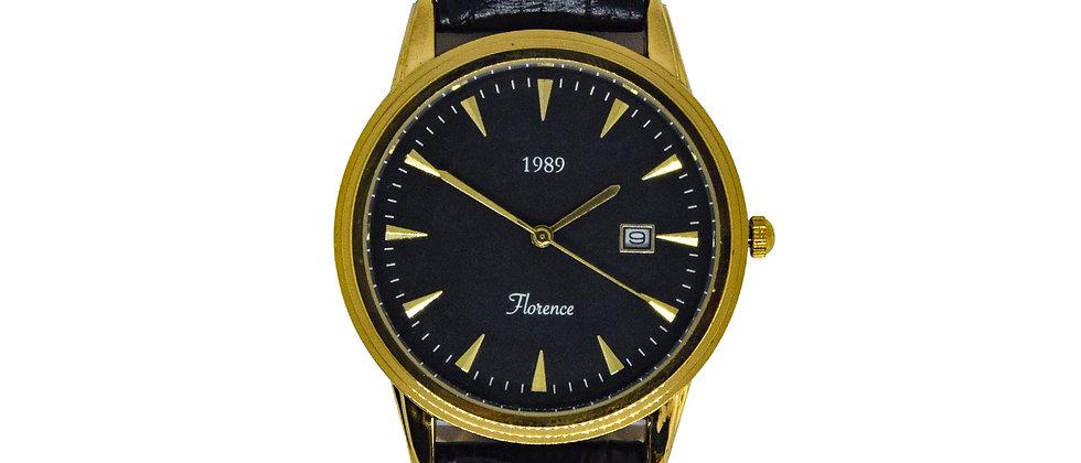 Florence gold black