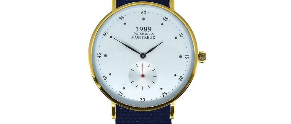 Montreux Gold Royal Blue Nylon