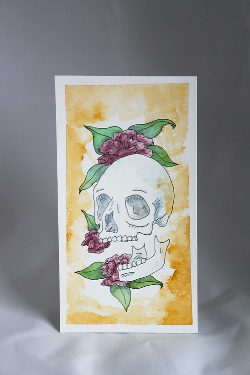 Spring Skull (IV)